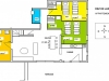 plan appartement 6 pers